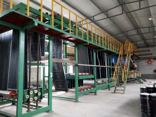 کارخانه ایزوگام صادراتی هیرمان