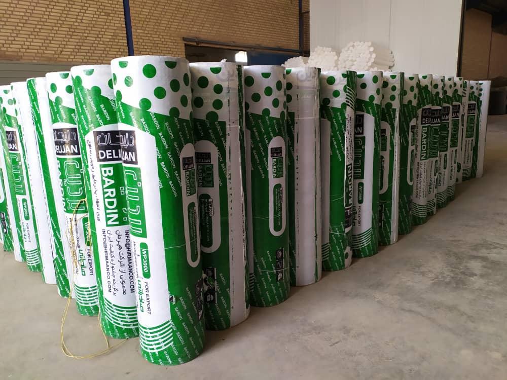 تولید ایزوگام صادراتی بردین