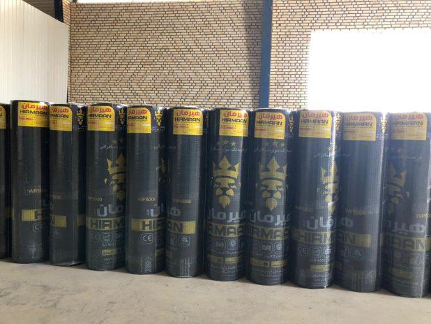 صادرات ایزوگام هیرمان به عراق